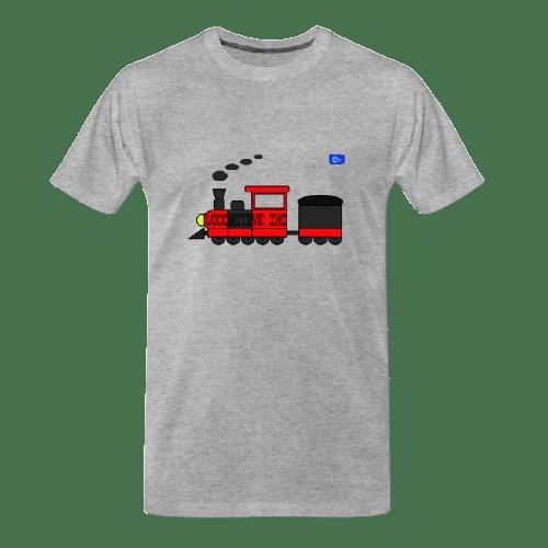 Locomotive graphic t-shirt
