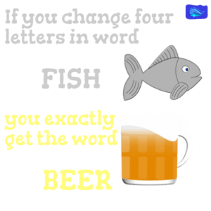 letters of beer