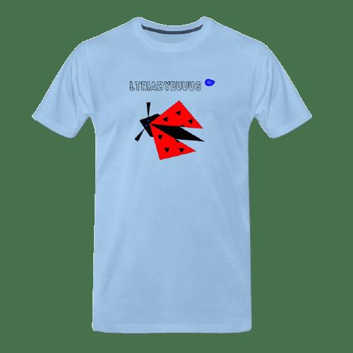 Funny animal t shirts - ladybug tee