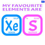 cool Chemistry designs , XE S