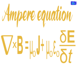 Ampere equation