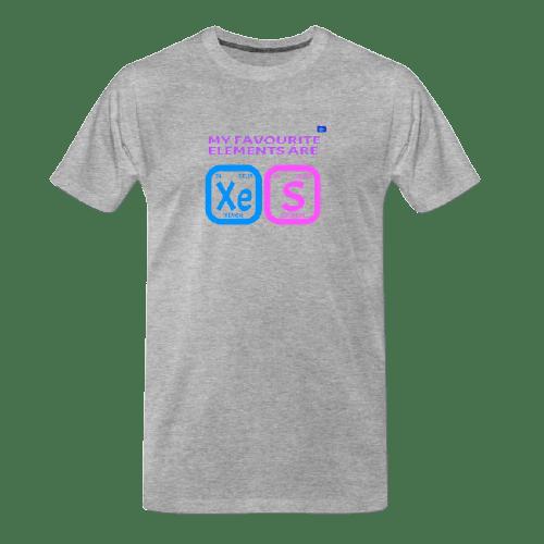 cool Chemistry designs t-shirts, XE S - funny tshirt