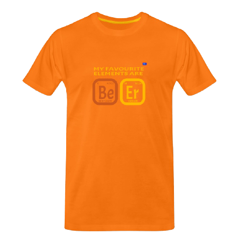 cool Chemistry designs t-shirts, Be Er - funny tshirt