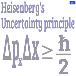 uncertainty principle