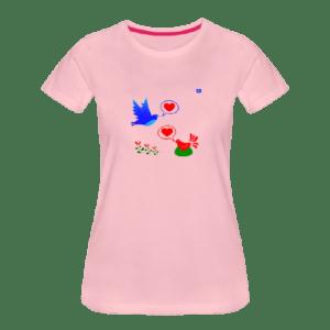 folk art designs bluebird,redbird