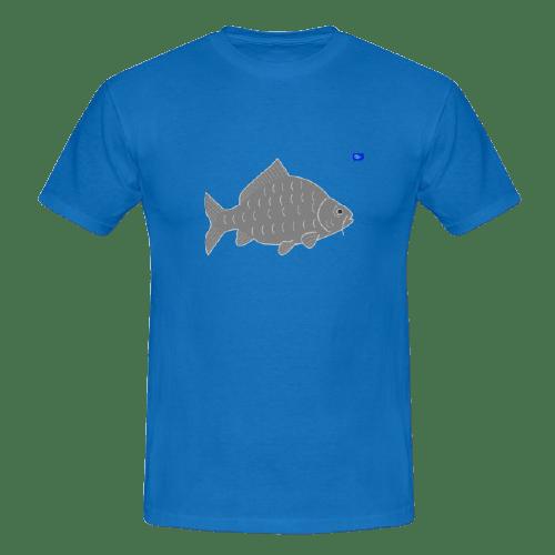 Carp art graphic, fishing design t shirts