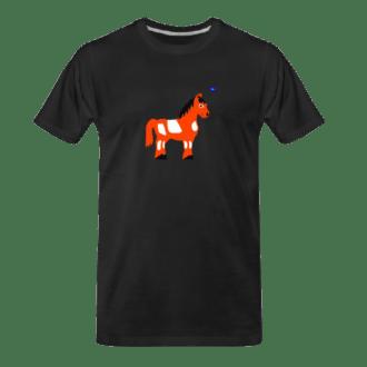 indian pony tee