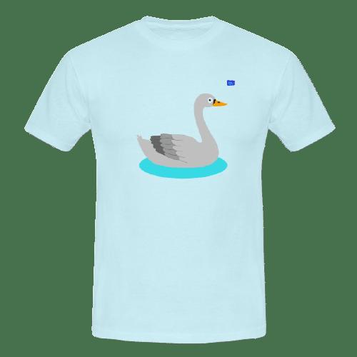 Goose - bird art design t-shirt